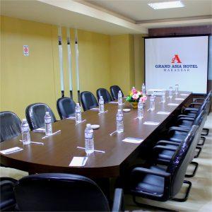 Sales Executive Grand Asia Hotel